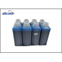 China One Liter Dye Sublimation Ink High Resolution For Epson / Roland DX5 DX6 DX7 factory