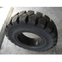 China solid forklift truck tire 825-15 factory