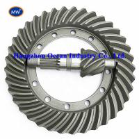 China Auto Parts Left Hand 1.25 Crown Wheel And Pinion Gear on sale