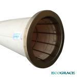 Buy cheap Asphalt mixing smoke filter Nomex filter bag D160XL 3050 from Wholesalers