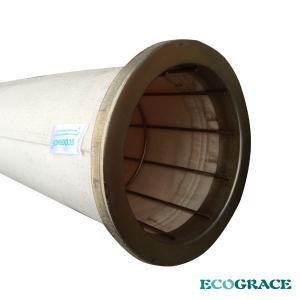Gypsum dust collector Nomex filter bag D160X4500
