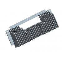 Buy cheap Heat Insulation Extruded Aluminum Profiles For Medical Equipment Corrosion Resistance from Wholesalers