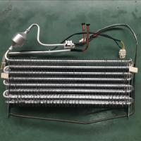 Quality Aluminum No Frost Finned Tube Refrigerator Evaporator For Cooling Freezer By Our for sale