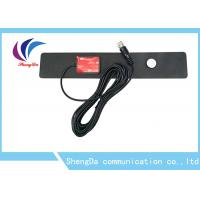 Buy cheap Ultra Thin VHF UHF Digital Antenna Rectangle Shape With IEC / F Male Connector from Wholesalers