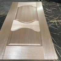 Buy cheap 2.5mm High Density Wood Veneer Door Skins Modern Style 840KG / M3 Density from Wholesalers