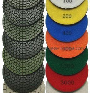 Buy cheap Super Premium 4 (3.0mm) Wet Flexible Polishing Pad from Wholesalers
