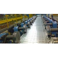 Buy cheap High Frequency 380V Cable Tray Forming Machine Full Automatic from Wholesalers