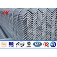 Buy cheap Iron Weights 50 * 50 * 5 Galvanized Angle Steel For Containers Warehouses from Wholesalers