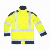 Buy cheap Disposable Work Wear, Made of Spandex/Polyester Materials, Customized Logos Welcomed from Wholesalers
