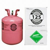 Buy cheap Pure HFC-125 refrigerant gas hot sale Russia from Wholesalers