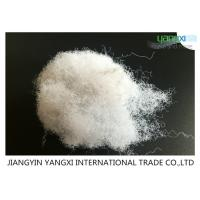 Buy cheap Low Defect Rates Non Woven Polyester Fiber 80D X 64MM For Insulation Panels from Wholesalers