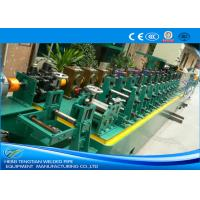 Buy cheap 401 Grade Stainless Steel Tube Mill PLC Control With Continuous Production from Wholesalers