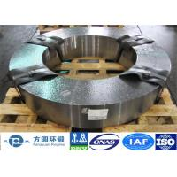China External / Internal Gear Forged Wheel Blanks With 4140 42CrMo4 4330 34CrNiMo6 17CrNiMo6 factory