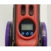 China 72W Rechargeable Battery 11.1v Portable Car Vacuum Cleaner factory