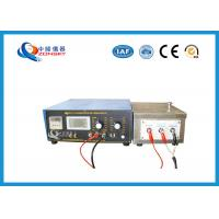 Buy cheap Surface Resistivity Testing Equipment / Insulation Material Volume Resistivity Meter from Wholesalers
