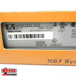 China X67DI1371.L12  B&R  Integrated sensor supply with short circuit protection on sale