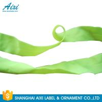 China OEM Decorative Colored Fold Over Fabric Binding Tape Eco - Friendl factory