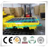 China Safety Fire Resistant File Cabinet Spill Pallet Chemical Spill Containment Deck Trays factory