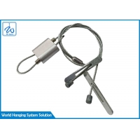 China Rust & Fade Resistant Cross Cable W/ Loop & Toggles By  Loop-It Gripper For Cable factory