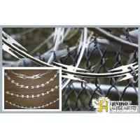 China Razor Barbed Wire (JH-018) factory