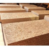 China Natural Wood Color Oriented Strand Board 9 - 20mm Thickness With Polished Surface factory