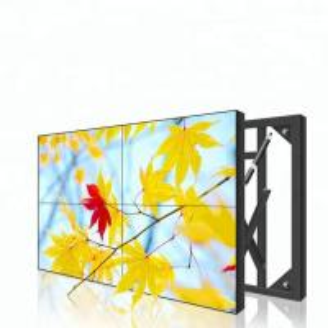 China Flat Lcd Video Wall 55 Inch 3.5mm 3*3 1080P 4k Resolution Ultra Slim factory