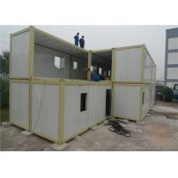 China Eco Structural Insulated Panel And Stackable Modern Modular House on sale