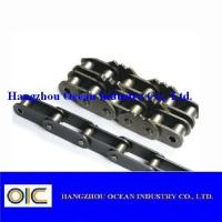 Buy cheap Industrial Lumber Transmission Chain With High Wear Resistance / Llow Noise from Wholesalers