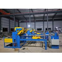 Buy cheap Pneumatic Reinforced Steel Fence Mesh Welding Machine For 5-12mm Rebar from Wholesalers