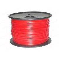 China 1.75mm 3mm Red HIPS Filament factory