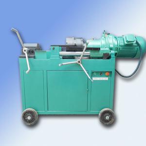 380V 50Hz Steel Rebar Processing Machine Thread Rolling with 3 Eccentric Shaft