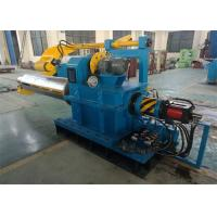 Buy cheap Mechnical Galvanized Metal Slitting Line With Hydraulic Cutting Machine from Wholesalers