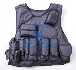 China light weight bullet proof vest/waistcoat military vest /tactical vest/body armor/safety vest/army vest/military jacket on sale