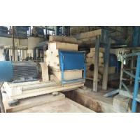 China Large Yield Alcohol Production Equipment Complete Set Of Fresh Cassava Crushing factory