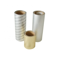 China 8011 Alloy Aluminium Blister Foil For Medicine Packaging factory