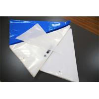 Buy cheap Blue White Disposable Pastry Bags / Disposable Icing Bags For Cake Decorating from Wholesalers