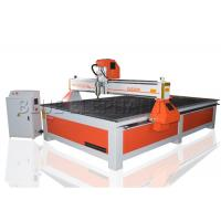 China Steel Gantry Cnc Router Machine Computerized Routers For Wood Door / Mdf / Pvc on sale
