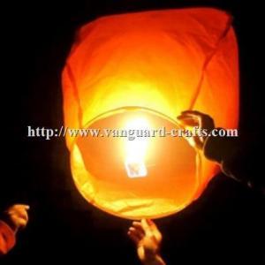 China ECO-friendly chinese sky lanterns kongming paper sky lanterns wish lanterns factory