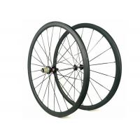 Buy cheap Bicycle Wheelset Carbon 30MM Wheel Novatec 271 372 Hub Front 2 Rear 4 Bearing from Wholesalers