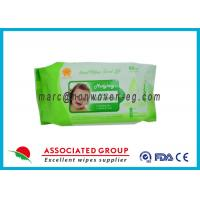 Buy cheap Portable Individually Wrapped Baby Wipes Organic Family Pack 80Pcs from Wholesalers