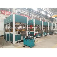 Buy cheap Eco Friendly Molded Pulp Machine / Fully Automatic Industrial Packing Line from Wholesalers