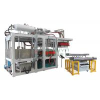 China Disposable Tableware Making Machine / Lunch Box Paper Dish Making Machine 14000Pcs / H on sale