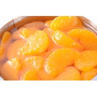 China No Add Artificial Colors Canned Mandarin Orange Segments For Baking Cake on sale