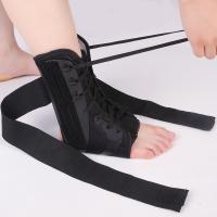 China Osky D014 Ankle And Shin Support , Ankle Brace Wrap With Adjustable Strap factory
