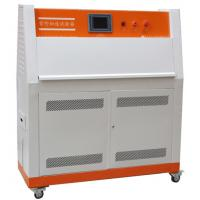 Buy cheap Safe Material Testing Equipment , Programmable UV Accelerated Weathering Tester from Wholesalers