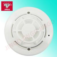 Buy cheap Addressable fire service alarm 24V systems heat and smoke combined detector from Wholesalers