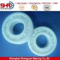 Buy cheap ZrO2 20*42*12 mm FOXCONN group machinery used high performance ceramic bearings 6004 CE from Wholesalers