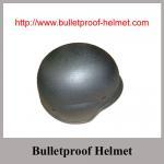 Buy cheap Wholesale Low Price China Black NIJ IIIA UHMWPE PASGT Bulletproof helmet from Wholesalers