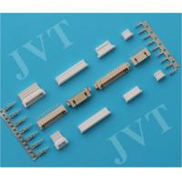 Buy cheap 1.25mm Pitch Wire To PCB Board Male / Female Connector Wafer Housing 2 - 15 Poles from Wholesalers