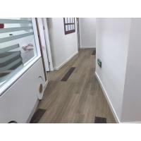 Buy cheap Office floor wood look easy installation and maintenance, cost effective glue from wholesalers